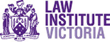 Law Institute Victoria image. We're a member!